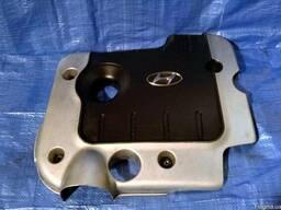 Крышка двигателя 29240-27860 на Hyundai Santa FE 06-09 (Хюнд