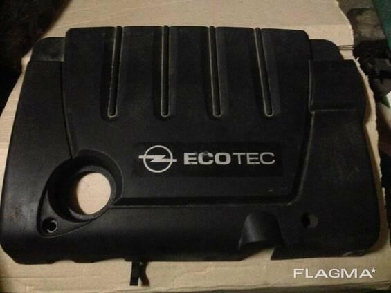Крышка двигателя 55558384 Opel Astra H Vectra C Signum