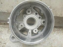 Крышка генератора задняя 14в 700вт и 1квт МТЗ, ЮМЗ (алюминий) Г9695.3701-1