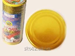 Крышка для консервирования. Надёжность и высокое качество сохранят Ваши продукты!