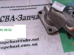 Крышка корпуса термостата Д-245. 12 ЗИЛ 245-1306028-Г