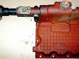 Крышка КПП нового образца с рычагом 70-1703010-А1