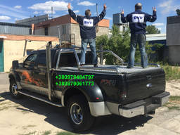 Крышка кузова для Ford F150/250/350/450 пикапа. Тюнинг BVV