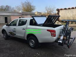 Крышка кузова Фиат Фулбэк, Л200. Тюнинг Fiat Fullback, L200.