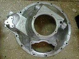 Крышка муфты сцепления дизеля А-41 41-21С12 (алюминиевый).