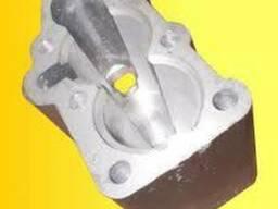 Крышка Р-80 нижняя алюминиевая (2 секции)