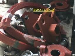 Крышка ролика ОГМ 1. 5 к гранулятору