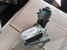 Крышка теплообменник корпус фильтра 1.9 Opel Zafira 93188379
