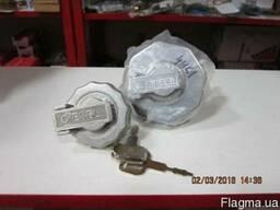Крышка топливного бака (метал) 4HG1-Т ,4НК1 на автобус Богда