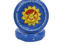 Крышка твист 51 литография солнышко (детское питание)