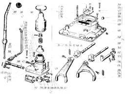 Вилка переключения рядов 150.37.165-1 к тракторам Т-150, ХТЗ