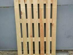 Крышки паллет (решётки, рамки) - photo 2
