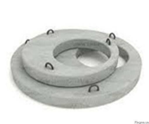 Крышки, днища 1,7 м на канализационные кольца Кременчуг