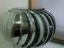 Крышная турбина Турбодефлектор (Турбовент) 150