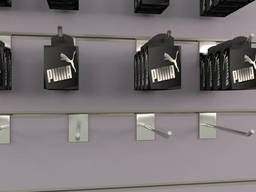 Крючки для экономпанелей  одинарные 350 мм