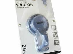 Крючок для полотенца Bathlux на вакуумной присоске Fuegos artificiales 30156 SKL11-132541