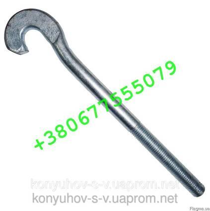 Крюк крепления проставки к нижней камере 3518060-16426