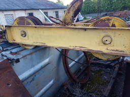 Крюковая подвеска на мостовой кран гп 20т.