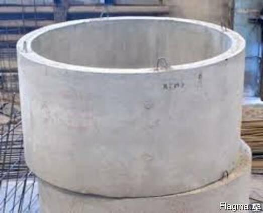 КС 15-9 Кольца железобетонные для колодцев и сливных ям