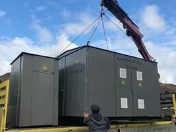 Комплектные трансформаторные подстанцииКтп под заказ