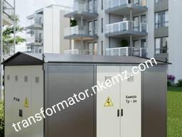 Трансформатор ТМ - КТП 25 63 100 160 250 400 630 1000 1600