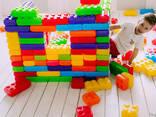 """Кубики конструктор дитячий """"Мега Куб"""", большие кубики - фото 1"""