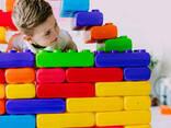 """Кубики конструктор дитячий """"Мега Куб"""", большие кубики - фото 4"""