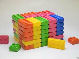 Кубики великий конструктор Мега Куб, большие кубики