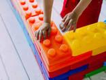 Кубики великий конструктор Мега Куб, большие кубики детские - фото 2
