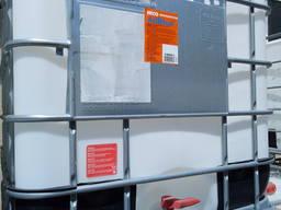 Кубовая емкость 1т , еврокуб (IBC), в металлической оплетке - фото 2