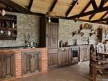 Кухни из дерева - фото 4