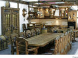 Кухни из дерева - фото 5