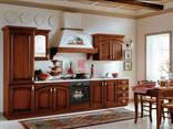 Кухонную Мебель из Массива Дерева Сосна/Ясень/Дуб - фото 1
