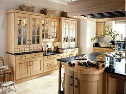 Кухонная Мебель в Ретро Стиле Двери/Окна