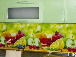 Кухонный фартук хдф