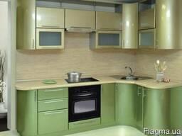 Кухонные гарнитуры под заказ. Индивидуальная планировка