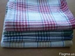 Кухонные льнянные полотенца