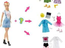 Кукла Барби Профессия-сюрприз, Barbie You can be Anything