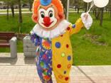 Кукла ростовая Клоун - фото 1