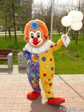 Кукла ростовая Клоун