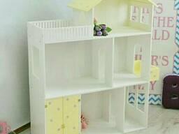 Кукольный домик для Барби) Отличный подарок Вашей девочке!