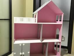 Кукольный домик, домик для кукол от магазина Domovitto