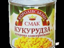 "Кукуруза сахарная ""Королевский смак"""