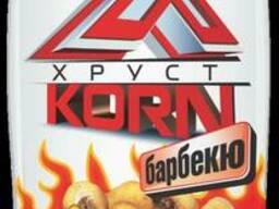 Кукуруза жареная со вкусом Барбекю ТМ Хруст Корн