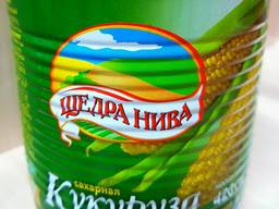 Кукурузка консервированная ж\б 420г