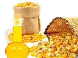 Кукурузное не рафинированное масло от производителя.