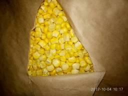 Кукурузу зерно замороженное