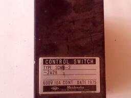 Кулачковый переключатель SCMB-2