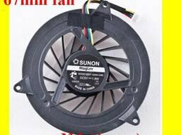 Кулер вентилятор Dell Studio 1735 новый ver. №1 - фото 1