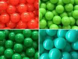 Шарики для бассейна 8см, мячики, кульки - фото 5